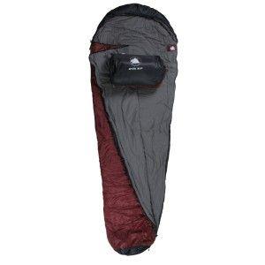 10T ARCTIC Sun Mumienschlafsack