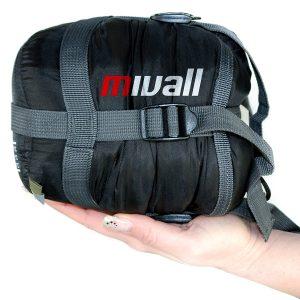 Startseite / Schlafsäcke im Test / Mivall Patrol Schlafsack<br /> Mivall Patrol Schlafsack
