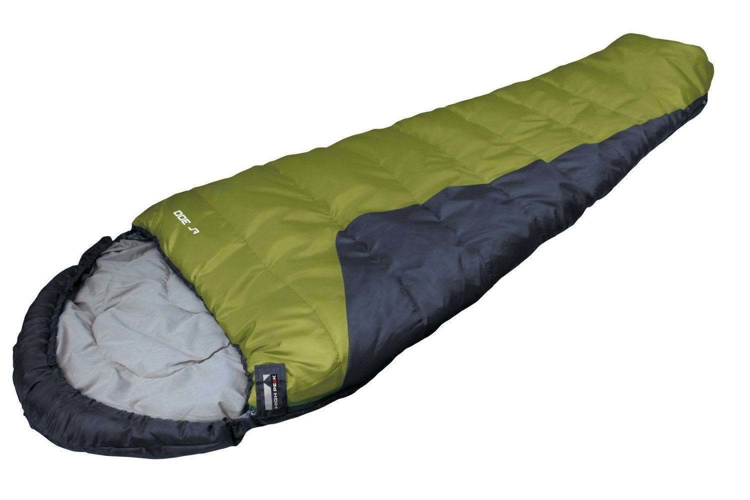 newest 98933 7edda High Peak TR 300 Schlafsack | Schlafsack Test